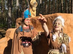 Pocahontas ja Kyyhkynsulka